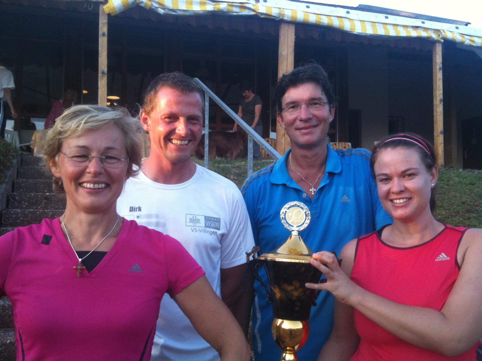 Clubmeister 2011 Mixed